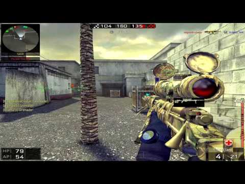 Thumbnail: BlackShot SEA - IXIYunsuke xkRYSTALIZED AK Snow + T5000 CAMO Montage #40
