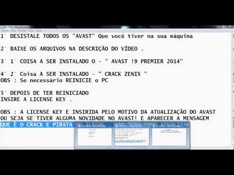 Avast!9 2014  (LicenseKey + Crack )