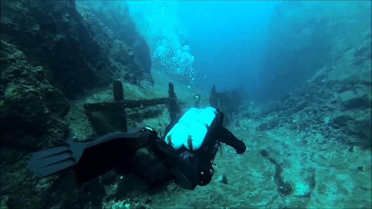 Immersione Lago Di San Domenico YouTube