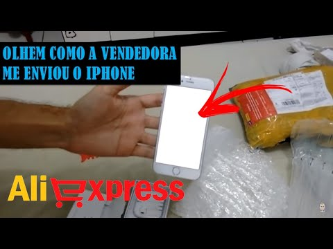 tava enganado iphone 6 do aliexpress
