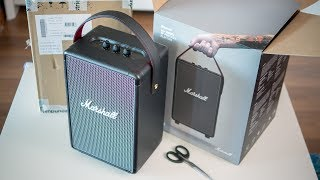 Marshall Tufton - unboxing & first impressions [3D binaural audio]