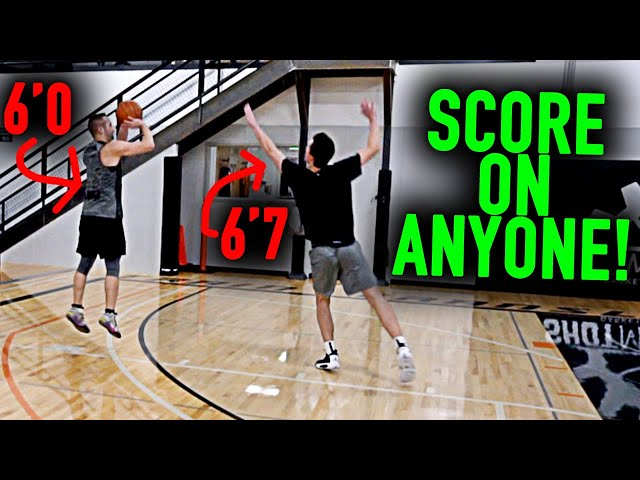 Four 1 v 1 Games to MASTER Real Game Scoring | Basketball Scoring Tips