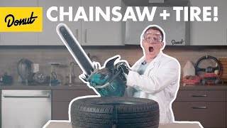 Tires - What are they made of? | Science Garage | Donut Media thumbnail