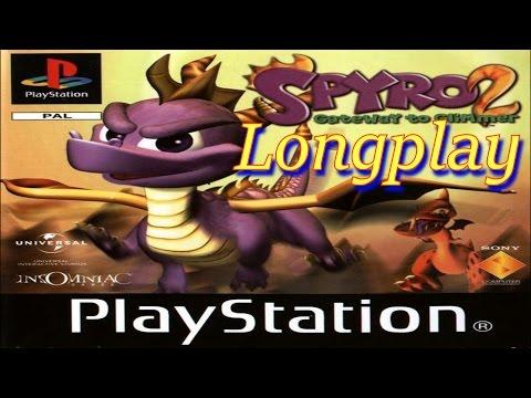 Spyro the Dragon (Дракон Спайро) - прохождение игры на PS1