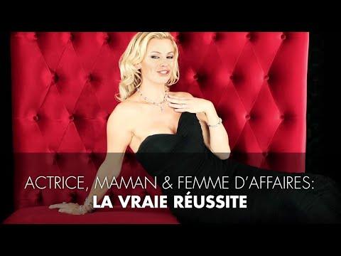 Actrice/entrepreneure: La Réussite Avec Caroline Néron. Capsule Du Mardi Par Franck Nicolas