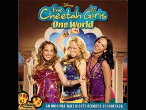 Cheetah Girls-Cheetah Love (Lyrics)