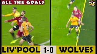 Is VAR killing football? Liverpool 1-0 Wolves LIVE Debate