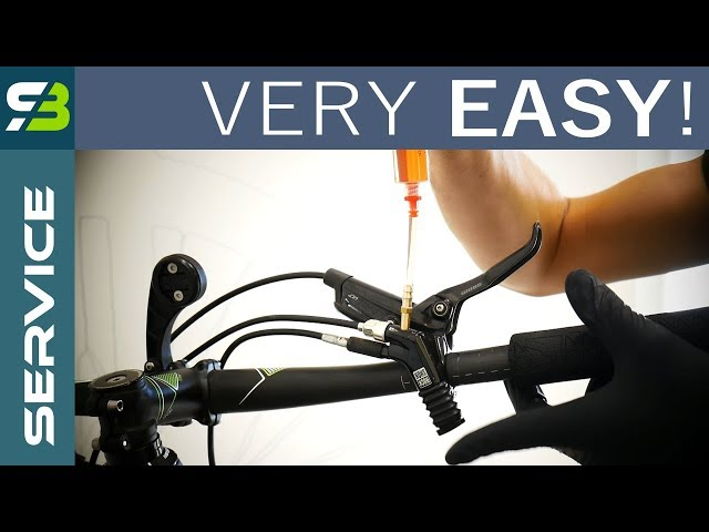 How To Bleed The RockShox XLoc Full Sprint Remote.