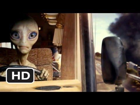 Paul Official Trailer #3 - (2011) HD