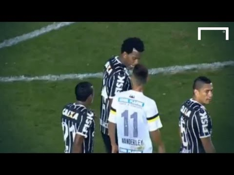 Both goal scorers sent off in Sao Paulo derby