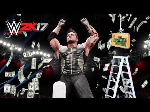WWE MONEY IN THE BANK!! (WWE 2K17 My Career - Episode 11)
