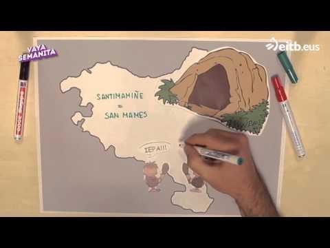 Vaya Semanita: La historia ilustrada de Euskal Herria