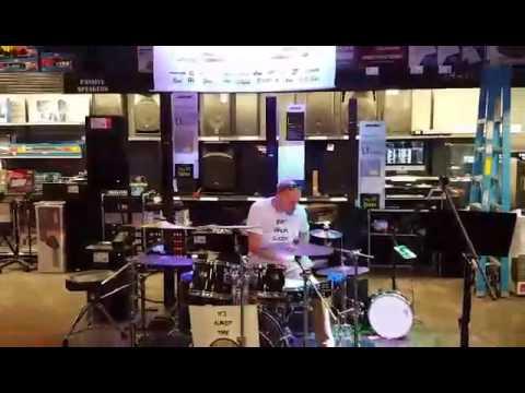 Guitar center drum off store finals 1st place winner part 1 ocala fl