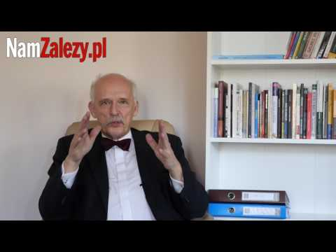 Korwin-Mikke - wywiad o: IQ kobiet i mężczyzn, partii Wolność, CETA, polskiej polityce
