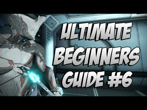 Warframe: The ULTIMATE Beginner's Guide Episode #6 The Once Awake Quest and The Mars Junction