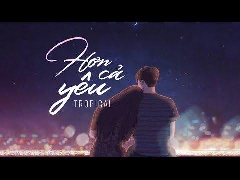 Hơn Cả Yêu - Đức Phúc   Tropical Ver Remix [LYRIC VIDEO] #HCY