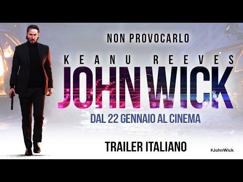 JOHN WICK - Trailer italiano [HD] streaming vf