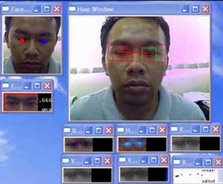 Eye tracking in opencv using template matching youtube eye tracking in opencv using template matching pronofoot35fo Images