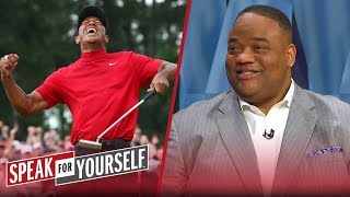 Tiger Woods can be 'more popular now' than in his prime - Jason Whitlock | GOLF | SPEAK FOR YOURSELF