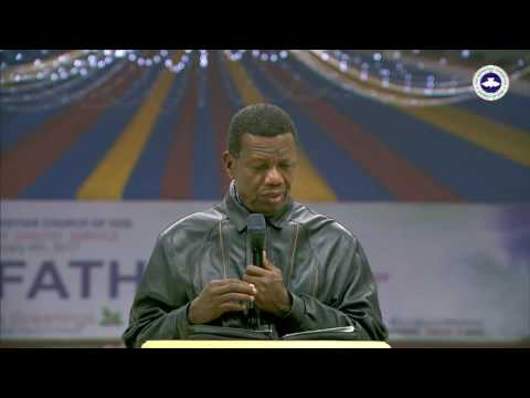 PASTOR E.A ADEBOYE PROPHECY FOR 2017