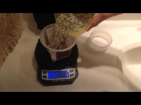Ammonium sulfate from fertilizer