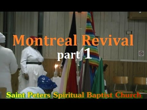 St. Peters Spiritual Baptist Church pt.1