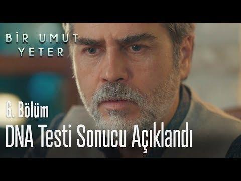 DNA testi sonucu açıklandı - Bir Umut Yeter 6. Bölüm