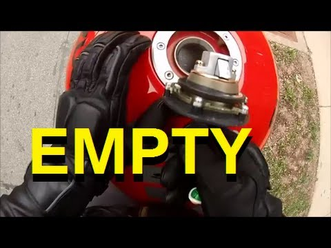 i run out of gas on my motorcycle youtube. Black Bedroom Furniture Sets. Home Design Ideas