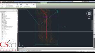 Разбивка плана трассы и профиля на листы в AutoCAD Civil 3D