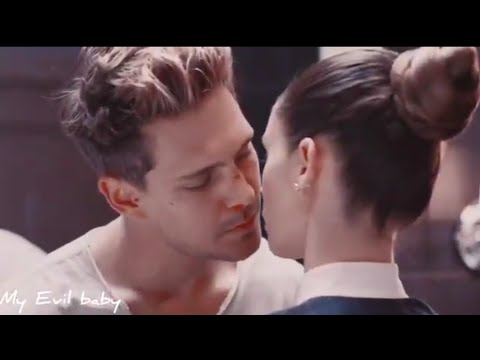Все поцелуи Дашы и Пашы /Милош и Диана /как бы мы не сходили сума /#падаша
