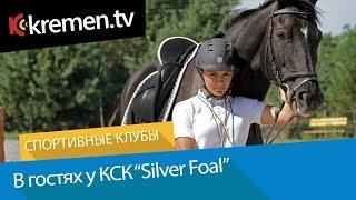 В гостях у КСК ''Silver Foal''.