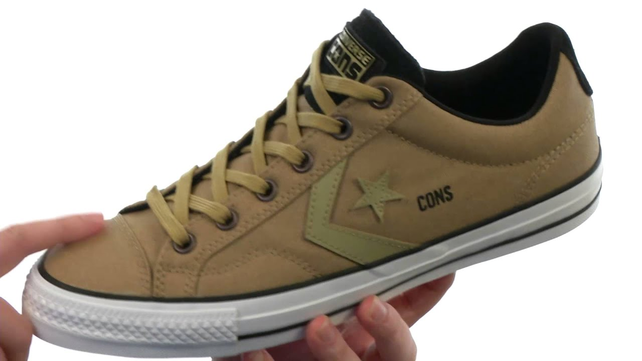 7bf35ded2550 Converse Star Player Pro SKU 8354742 - YouTube