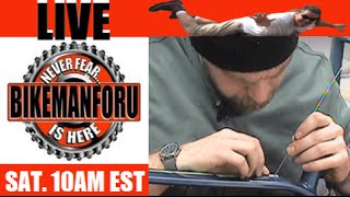 Bike Shop LIVE - BikemanforU S4E2
