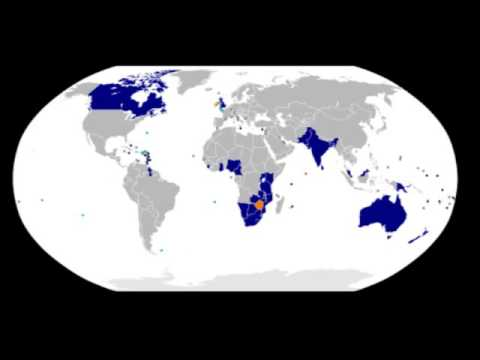 Member states of the Commonwealth of Nations