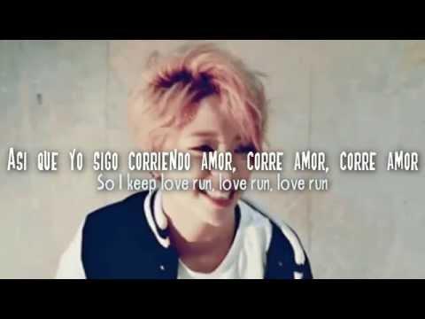 Amber - Love Run (Lyrics) [Sub Español | Eng Sub]