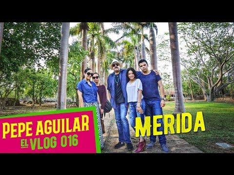 Pepe Aguilar - EL VLOG 016 - Mérida