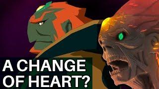 What if Ganondorf had a Change of Heart in Breath of the Wild 2? (Zelda)
