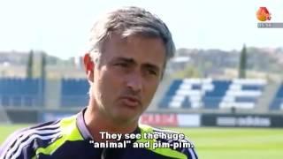 Mourinho Responde - Messi ou Cristiano Ronaldo?