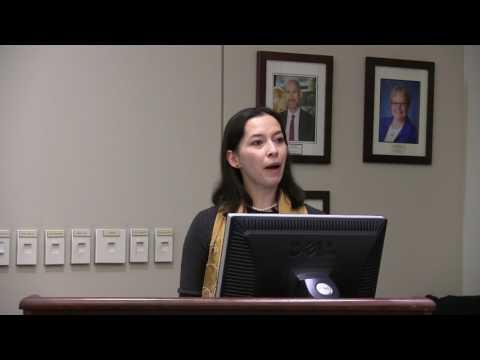Wendy Swartz: Penn State's Comparative Literature Luncheon Series
