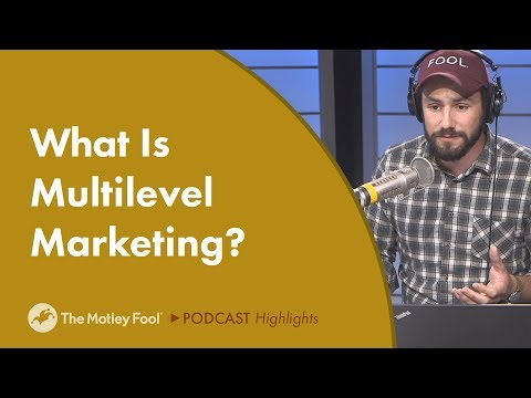 What Is Multilevel Marketing?