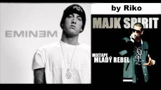 "Eminem feat. Majk Spirit - Smutná pravda ""remix""  mp3 720p by Riko"