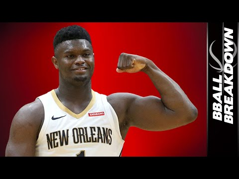 Will Zion Williamson Lead The Pelicans To The Playoffs?!?