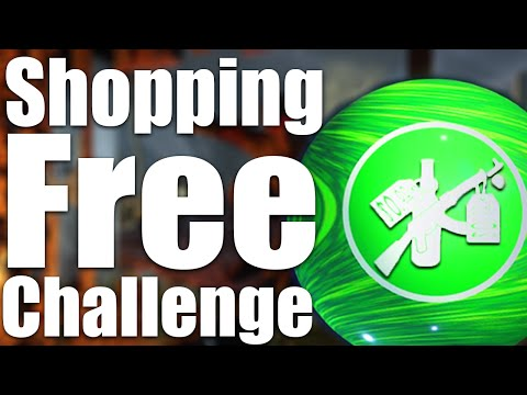 Shopping Free Only Challenge - Gorod Krovi (Call of Duty: Black Ops 3 Zombies)