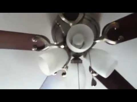 Harbor breeze cheshire ceiling fan youtube harbor breeze cheshire ceiling fan mozeypictures