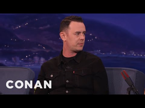 Colin Hanks On His Eagles Of Death Metal Documentary  - CONAN on TBS