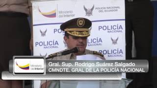 Policía Nacional degradó a 5 policías por corrupción