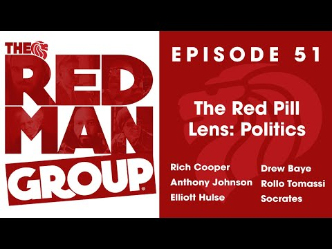 RMG Ep #51: The Red Pill Lens – Politics