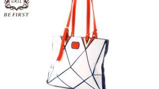 сумка в морском стиле