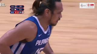 Philippines vs Thailand Basketball Finals Full Highlights  #seagames #basketballphilippines #wewinas