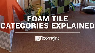 Foam Tiles Category Video